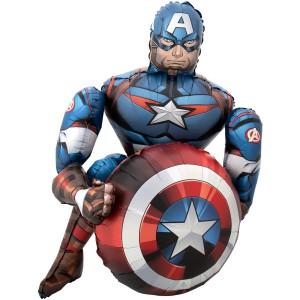 Мстители Капитан Америка