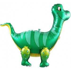 Динозавр Брахиозавр, Зеленый (Китай)