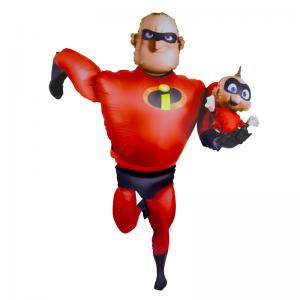 Ходячая фигура Суперсемейка «Мистер Исключительный», 170 см