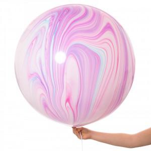 Большой шар  Агат Fashion 75 см