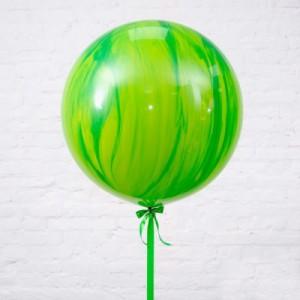 Большой шар Агат Green 75 см