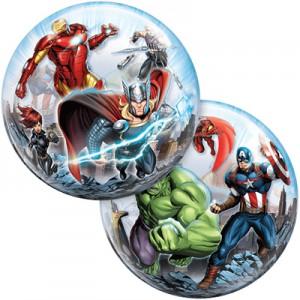 Шар Bubble Мстители