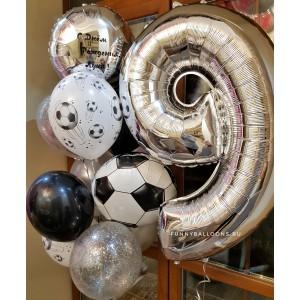 Набор шаров Футбольный