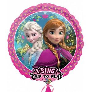 НОВИНКА Поющий шар Frozen