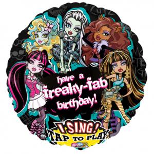 Поющий шар Monster High